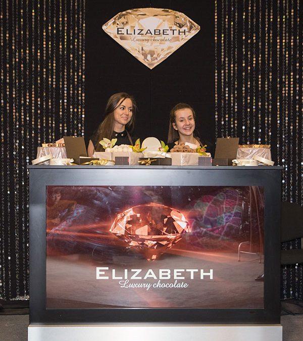 Elizabeth luxury chocolate с участие на Grand Chocolate Festival